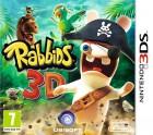Boîte FR de The Lapins Crétins : Retour vers le Passé sur 3DS