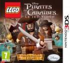 Boîte FR de LEGO Pirates des Caraïbes : Le jeu vidéo sur 3DS