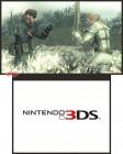 Screenshots de Metal Gear Solid : Snake Eater 3D sur 3DS