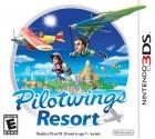 Boîte US de Pilotwings Resort sur 3DS