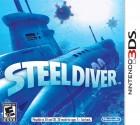Boîte US de Steel Diver sur 3DS