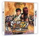 Boîte US de Super Street Fighter IV 3D Edition sur 3DS