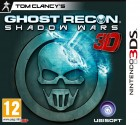 Boîte FR de Tom Clancy's Ghost Recon : Shadow War sur 3DS
