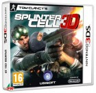Boîte FR de Tom Clancy's Splinter Cell 3D sur 3DS