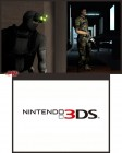Screenshots de Tom Clancy's Splinter Cell 3D sur 3DS