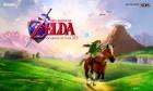 Artworks de The Legend of Zelda : Ocarina of Time 3D sur 3DS