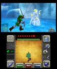 Logo de The Legend of Zelda : Ocarina of Time 3D sur 3DS