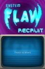 Screenshots de System Flaw Recruit sur NDS