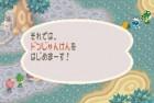 Screenshots de Animal Forest-e sur GBA