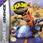 Boîte FR de Crash Nitro Kart sur GBA