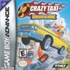 Boîte US de Crazy Taxi : Catch A Ride sur GBA