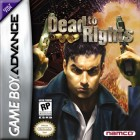 Boîte US de Dead to Rights sur GBA