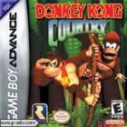 Boîte US de Donkey Kong Country sur GBA