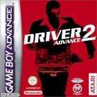 Boîte FR de Driver 2 Advance sur GBA