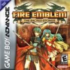 Boîte US de Fire Emblem : The Sacred Stones sur GBA