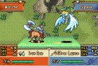 Screenshots de Fire Emblem : The Sacred Stones sur GBA