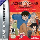 Boîte FR de Jackie Chan Adventures : Legend of the Dark Hand sur GBA