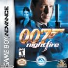 Boîte US de James Bond 007 : Nightfire sur GBA