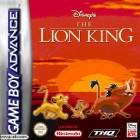 Boîte FR de Le Roi Lion sur GBA