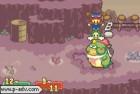 Screenshots de Mario & Luigi : Superstar Saga sur GBA
