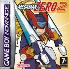 Boîte FR de MegaMan Zero 2 sur GBA