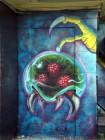 Artworks de Metroid Fusion sur GBA