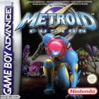 Boîte FR de Metroid Fusion sur GBA