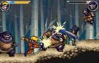 Screenshots de Naruto RPG sur GBA