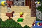 Screenshots de PacMan World sur GBA