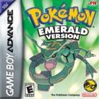 Boîte US de Pokémon Emeraude sur GBA
