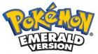 Logo de Pokémon Emeraude sur GBA