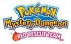 Logo de Pokémon : Donjon Mystère Equipe de Secours Rouge sur GBA