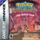 Boîte US de Pokémon : Donjon Mystère Equipe de Secours Rouge sur GBA