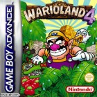 Boîte FR de Wario Land 4 sur GBA
