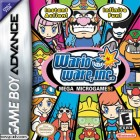 Boîte US de Wario Ware : Mega Mini-Jeux sur GBA