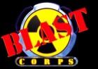 Logo de Blast Corps sur N64