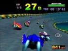 Screenshots de F-Zero X sur N64