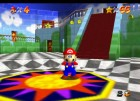Screenshots de Super Mario 64 sur N64