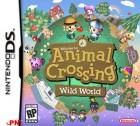 Boîte US de Animal Crossing Wild World sur NDS