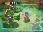 Screenshots de Dragon Ball Z RPG sur NDS