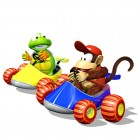Artworks de Diddy Kong Racing sur NDS