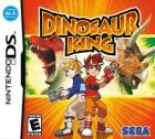 Boîte US de Dinosaur King sur NDS