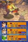 Screenshots de Dragon Ball Z : Attack of the Saiyans sur NDS