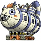 Artworks de Dragon Quest Heroes : Rocket Slim sur NDS