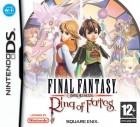 Boîte FR de Final Fantasy Fable Chocobo Tales sur NDS