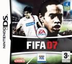 Boîte FR de FIFA 07 sur NDS