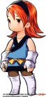 Artworks de Final Fantasy III sur NDS