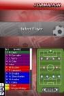 Screenshots de Football Director DS sur NDS