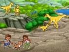 Screenshots de Go, Diego, Go ! : Great Dinosaur Rescue sur NDS