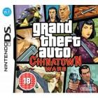 Boîte FR de Grand Theft Auto Chinatown Wars sur NDS